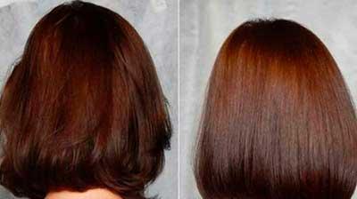 Ламинирование волос желатином в домашних условиях отзыв об использовании
