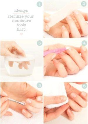 Определить, какая длина ногтей нужна для наращивания