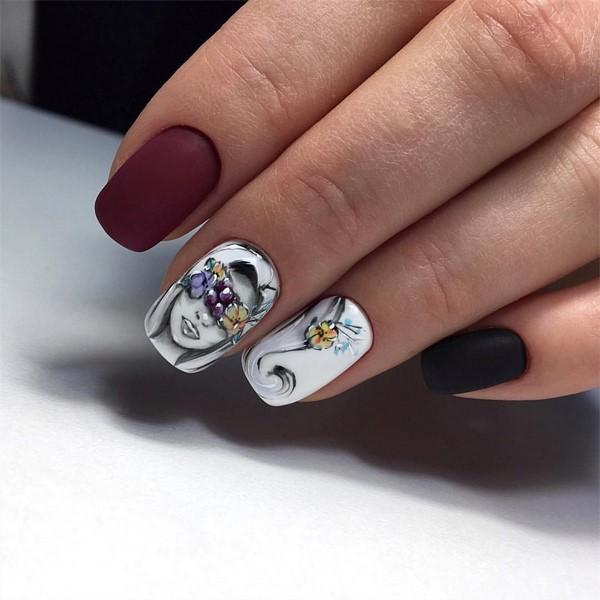 Модные ногти с декором стразами 2020-2021 – топовые идеи и тренды