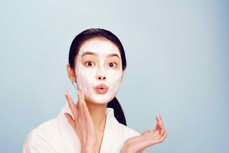 маска для лица с аспирином результат