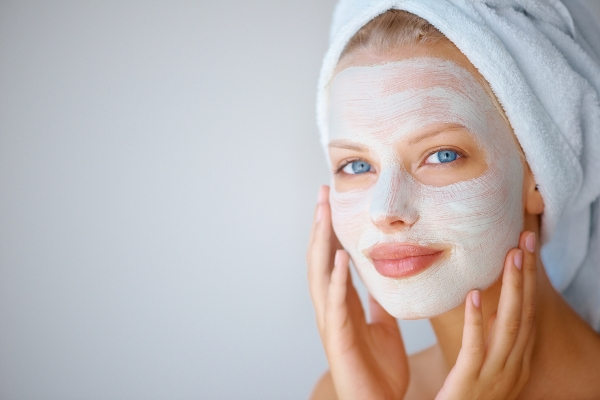 маска для лица с крахмалом в домашних условиях