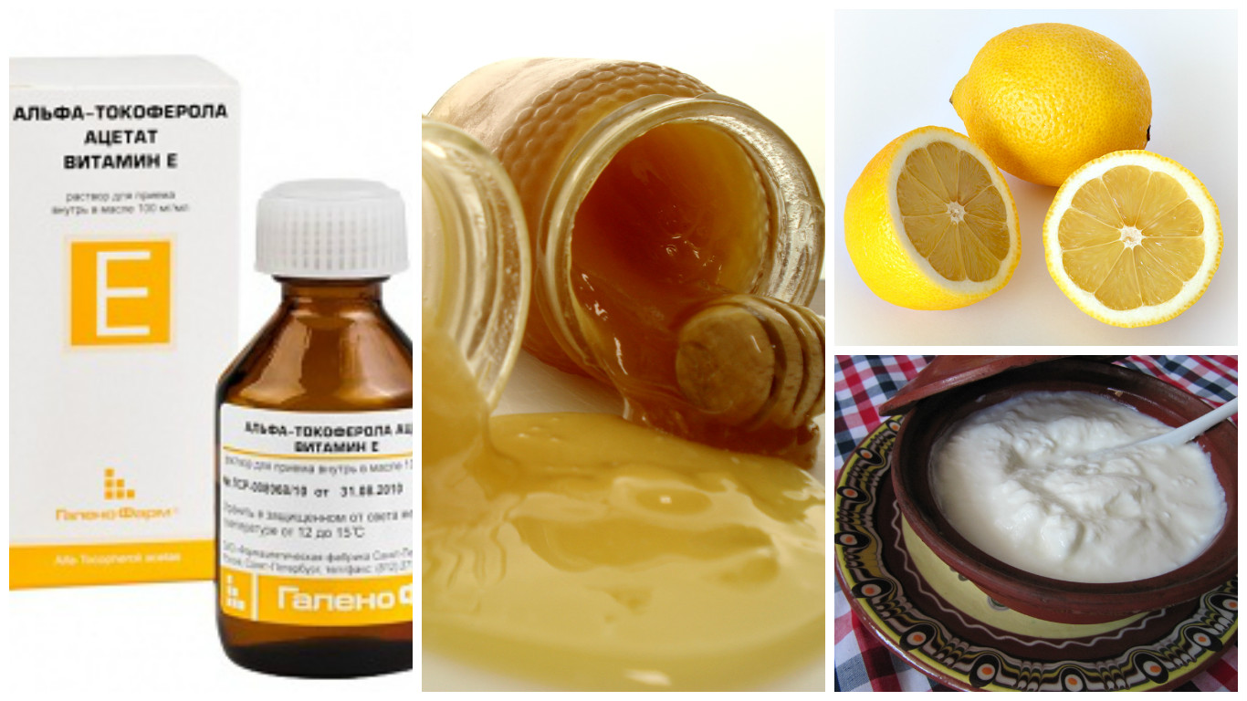 Маски для лица с витаминами в домашних условиях