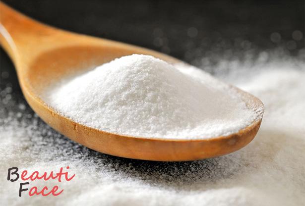 Маски с пищевой содой для лица