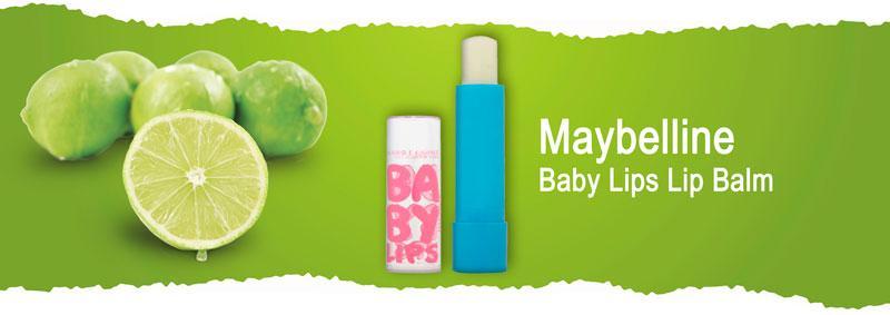 Бальзам для губ с цветом и запахом Maybelline Baby Lips Lip Balm