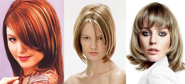 Мелирование и колорирование на тонкие волосы для объема