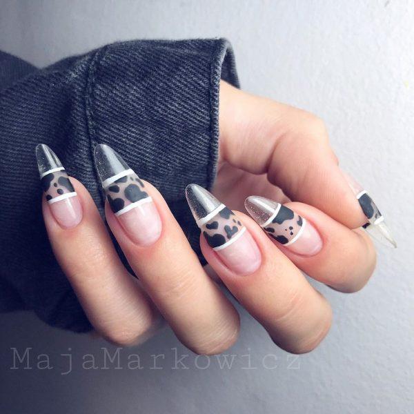 Модные формы ногтей 2020-2021: тренды и фото актуальных форм ногтей для маникюра