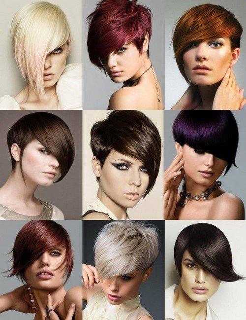 Как подстричься женщине? Модные женские стрижки на фото