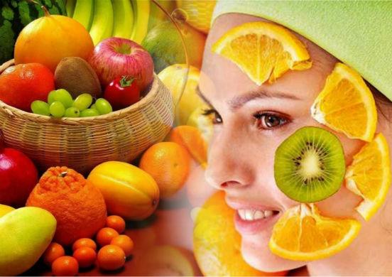 Фруктовые маски для лица - ароматные процедуры по улучшению состояния кожи