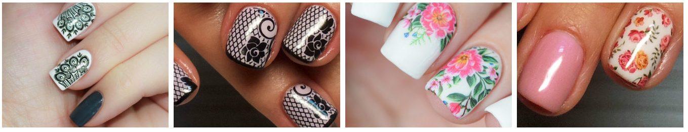 наклейки на ногти_Evrikak.ru