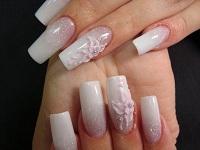 формы нарощенных ногтей