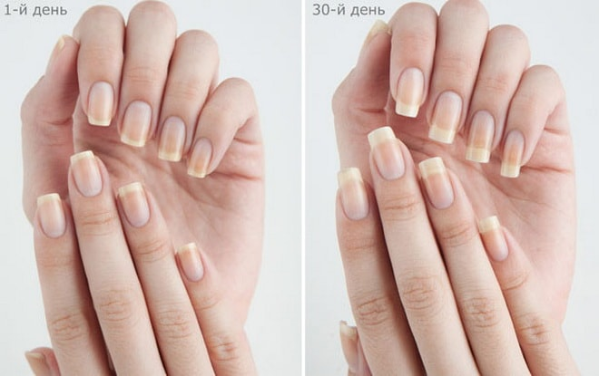 эффект от маски с красным перцем для роста ногтей