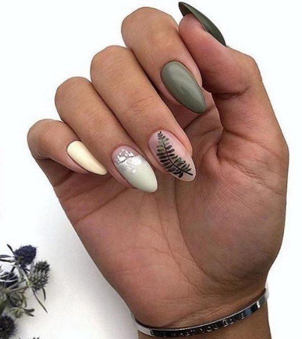 Тренд маникюра 2020-2021 – миндалевидные ногти: дизайн, тенденции, идеи