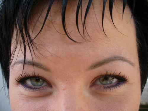 бледные брови после перманентного макияжа