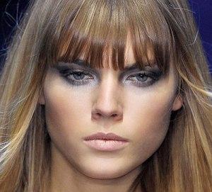 Оттенки волос для зеленых глаз