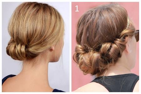 Прически на средние волосы на каждый день: фото