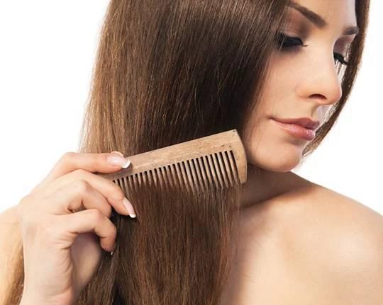 расческа для распутывания волос