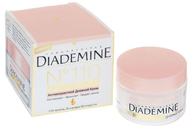 Омолаживающий крем для лица после 40 лет от Diademine Laboratories