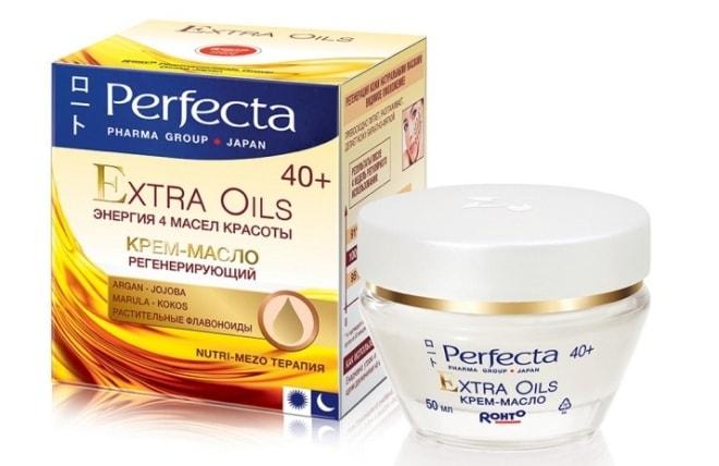 Японский крем для лица «Perfecta» от 40 лет