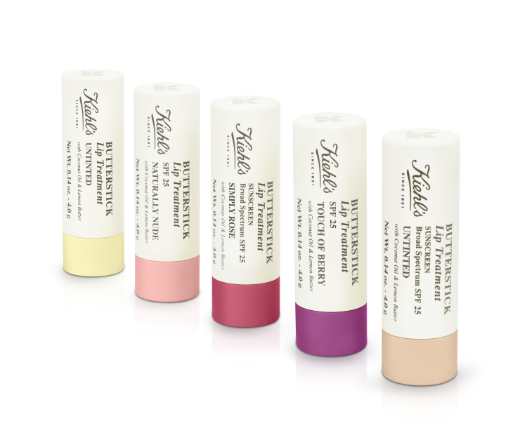 Бальзам-стик для губ spf 25 c оттенком Butterstick Lip Treatment SPF 25, Kiehl's