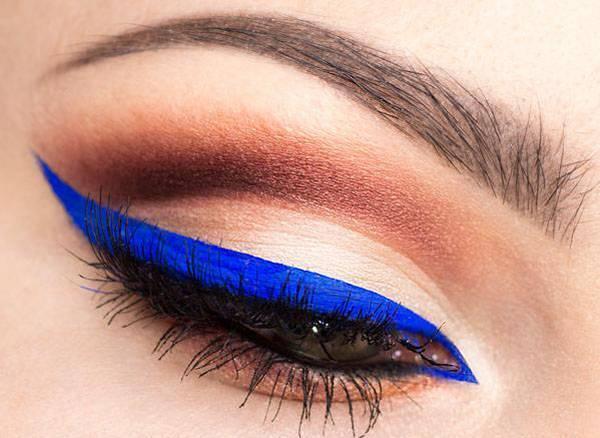 Как правильно сделать макияж для карих глаз и светлой кожи