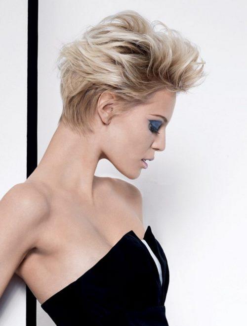 Короткие стрижки пикси - модный тренд прически для активных женщин