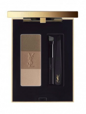 Палетка теней для бровей Couture Brow Palette, YSL
