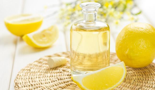 Льняное масло с лимоном