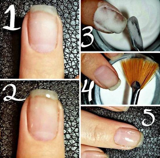 Укрепление ногтей в домашних условиях народными средствами, гелем, акрилом, пудрой, морской солью