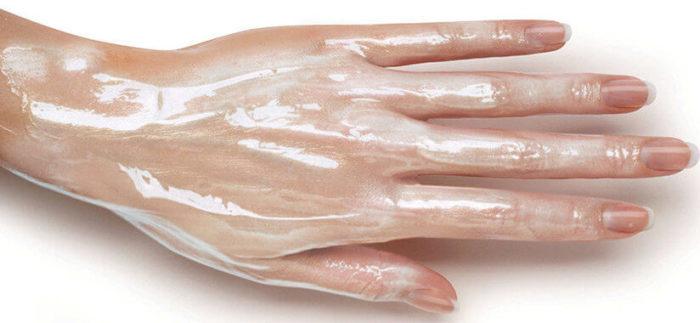 Восстанавливающий крем для рук