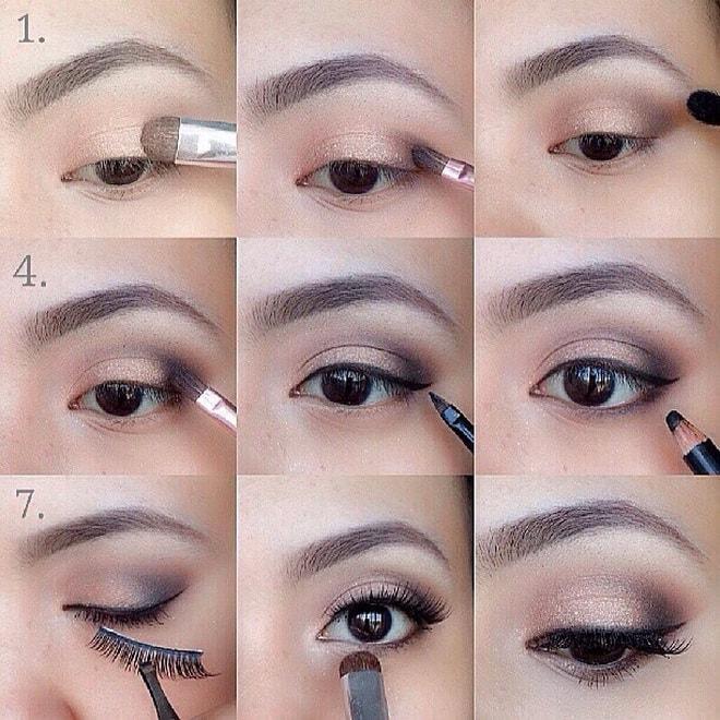 Стильный восточный макияж делается легко