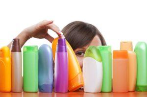 Вредные вещества и компоненты в шампунях