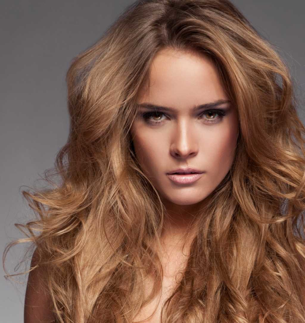 Which hair color is suitable for brown eyes38