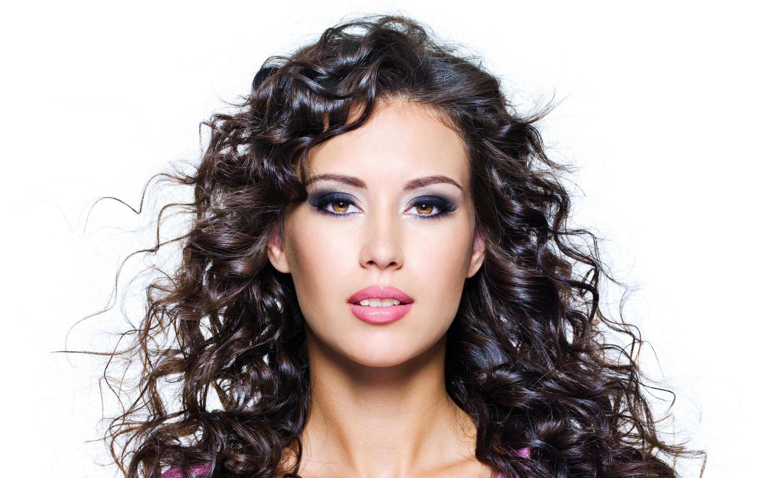 Which hair color is suitable for brown eyes54