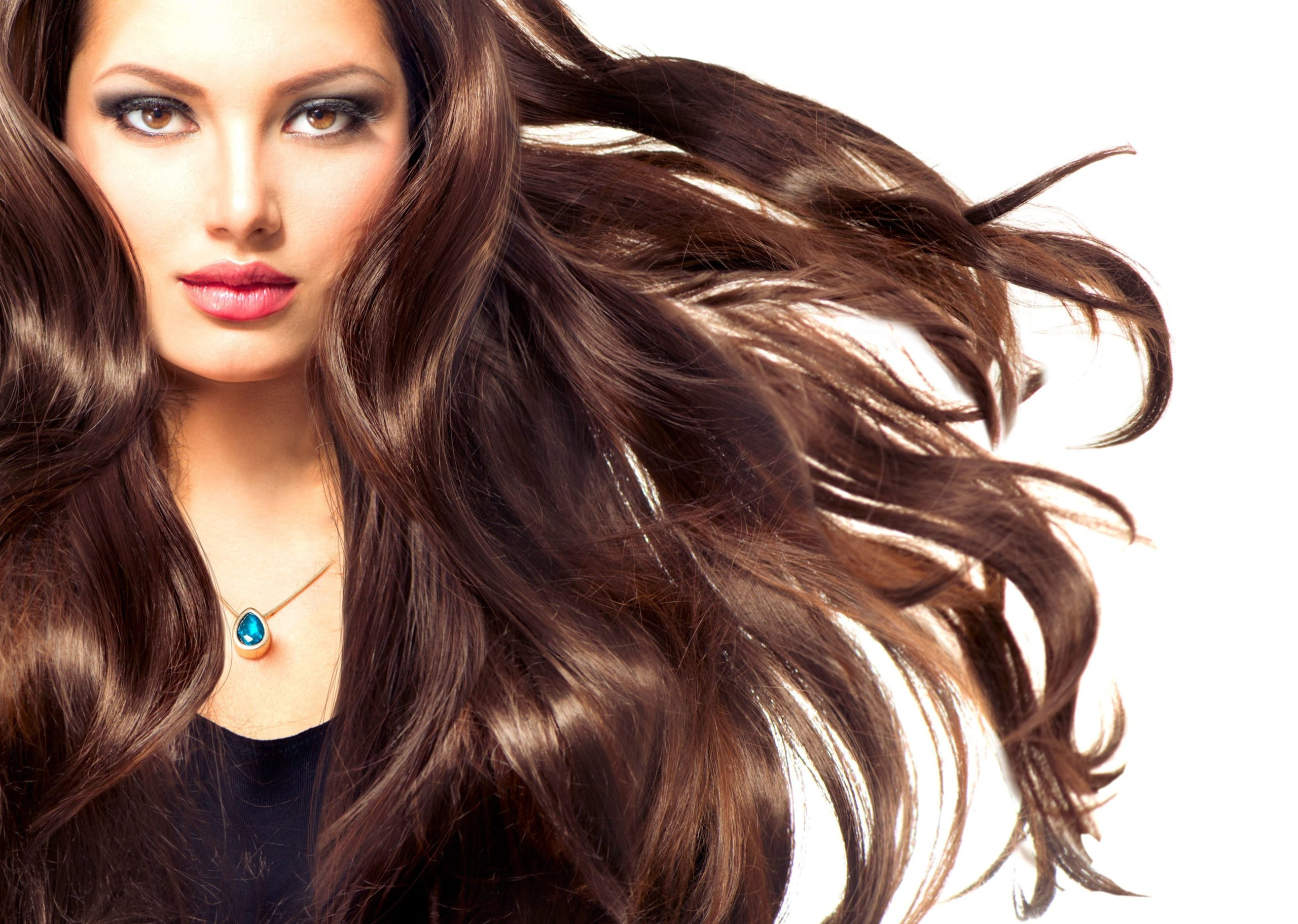 Which hair color is suitable for brown eyes56