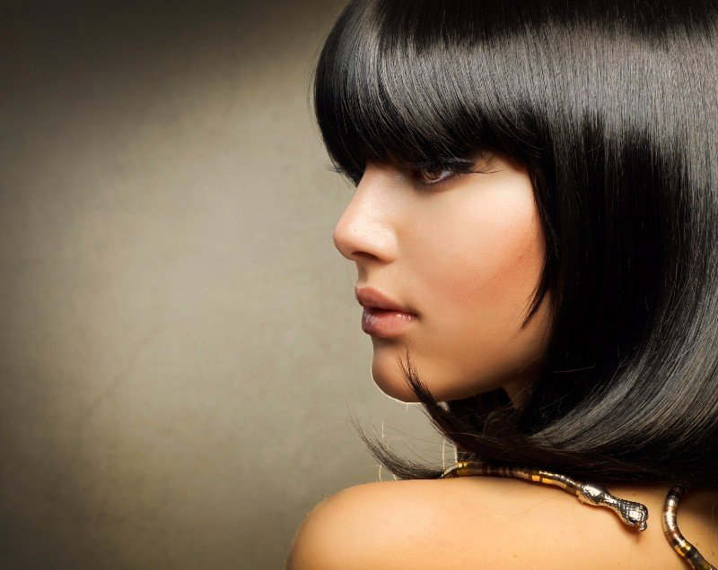 Which hair color is suitable for brown eyes60