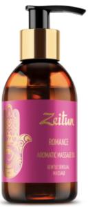 Массажное масло от Zeitun