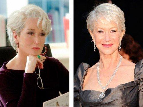 Модные женские стрижки после 40 лет - оригинальный способ выглядеть моложе